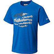 Columbia Youth Peak Freak Short Sleeve T-Shirt