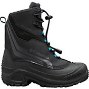 Columbia Kids' Bugaboot Plus IV Omni-Heat 400g Waterproof Winter Boots