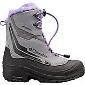 Columbia Kids' Bugaboot Plus IV Omni-Heat 400g Waterproof Winter Boots