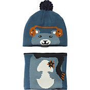 Columbia Youth Snow More Hat Gaiter Set