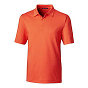 Cutter & Buck Men's Forge Pencil Stripe Golf Polo