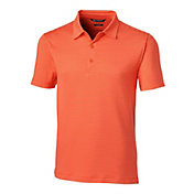 Cutter & Buck Men's Forge Pencil Stripe Tailored Fit Golf Polo
