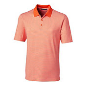 Cutter & Buck Men's Forge Tonal Stripe Golf Polo – Big & Tall
