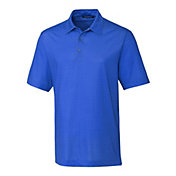 Cutter & Buck Men's Pike Double Dot Print Golf Polo