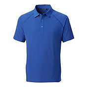 Cutter & Buck Men's Response Woven Golf Polo
