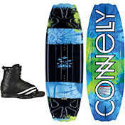 Connelly Youth Charger Wakeboard Combo