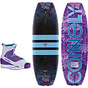 Connelly Lotus 130 Wakeboard Combo