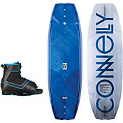 Connelly Pure 141 Wakeboard Combo