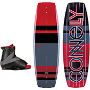 Connelly Reverb 136 Wakeboard Combo