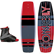 Connelly Reverb 141 Wakeboard Combo