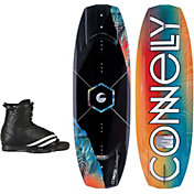 Connelly Youth Surge 125 Wakeboard Combo
