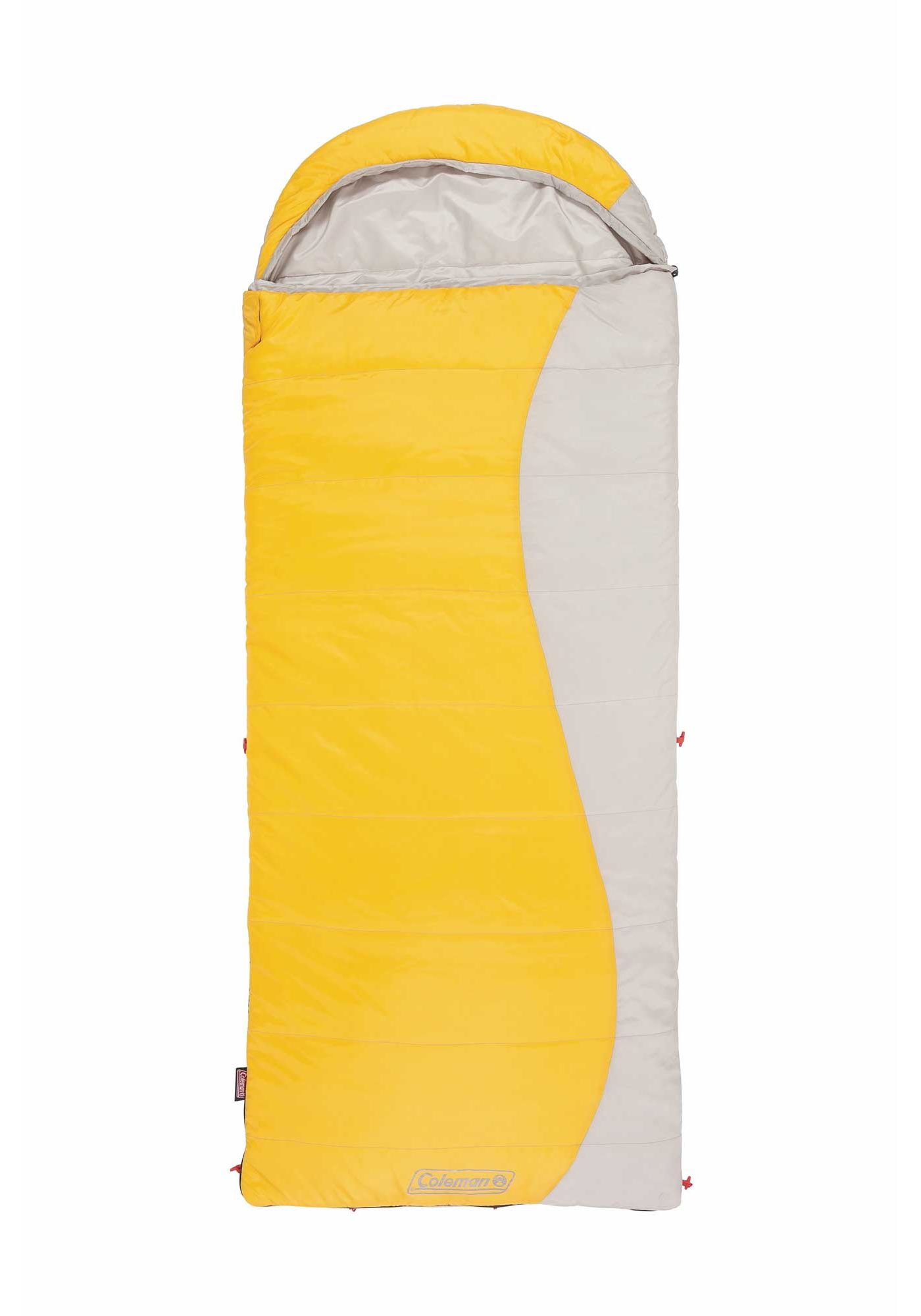 Coleman Dunns Creek Cold-Weather 20°F Hybrid Sleeping Bag