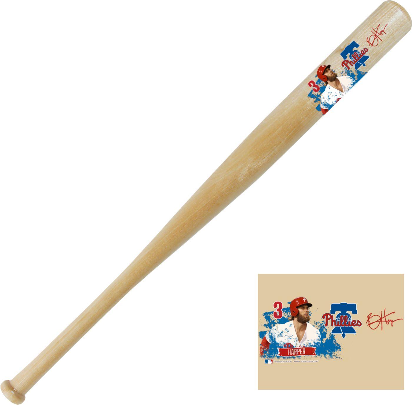 Coopersburg Sports Philadelphia Phillies Bryce Harper Mini Bat