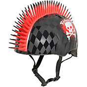 Raskullz Youth Skull Hawk Bike Helmet