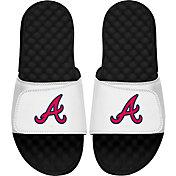 ISlide Atlanta Braves Alternate Logo Sandals