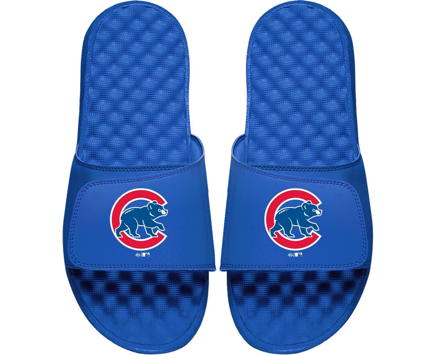 ISlide Chicago Cubs Alternate Logo Sandals
