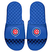 Islide Youth Custom Chicago Cubs Sandals