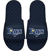 ISlide Tampa Bay Rays Logo Sandals