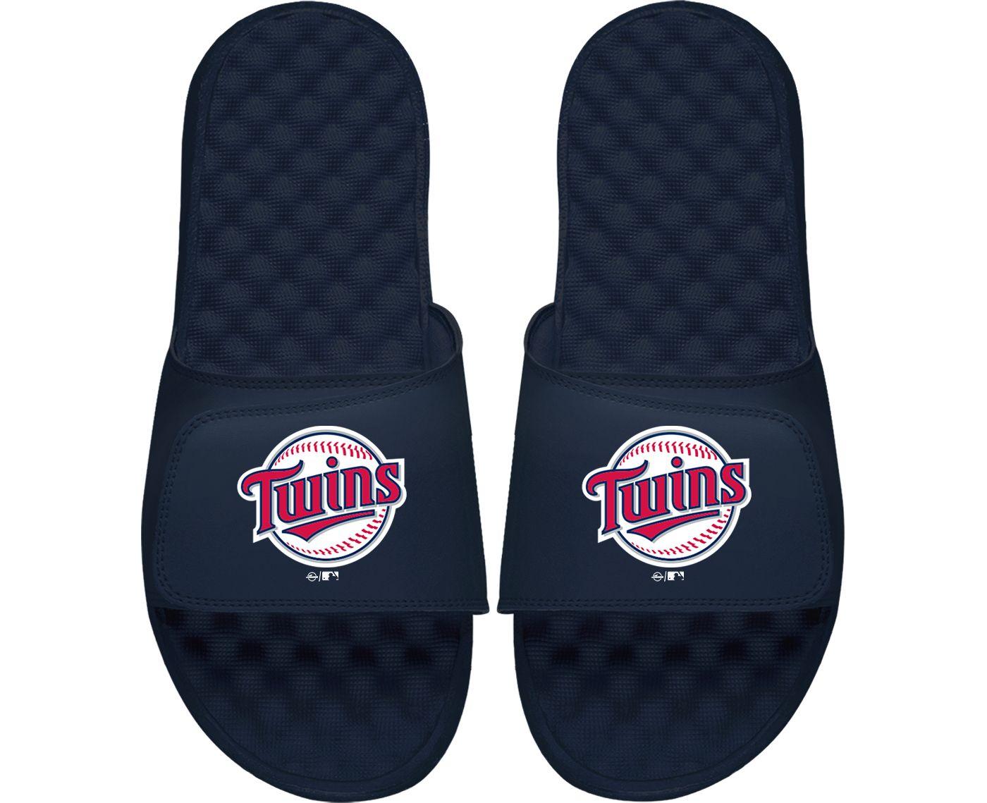 ISlide Minnesota Twins Alternate Logo Sandals
