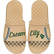 ISlide Milwaukee Bucks City Edition Sandals