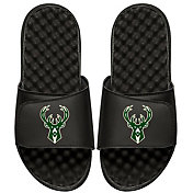 Islide Youth Custom Milwaukee Bucks Sandals