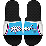 ISlide Miami Heat City Edition Sandals