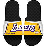 ISlide Los Angeles Lakers City Edition Sandals