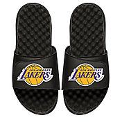 ISlide Custom Los Angeles Lakers Sandals