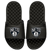 Islide Youth Custom Brooklyn Nets Sandals