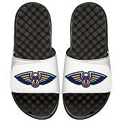 ISlide New Orleans Pelicans Sandals