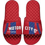 ISlide Detroit Pistons City Edition Sandals