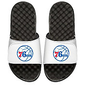 Islide Youth Custom Philadelphia 76ers Sandals