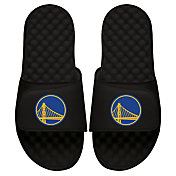 ISlide Custom Golden State Warriors Sandals