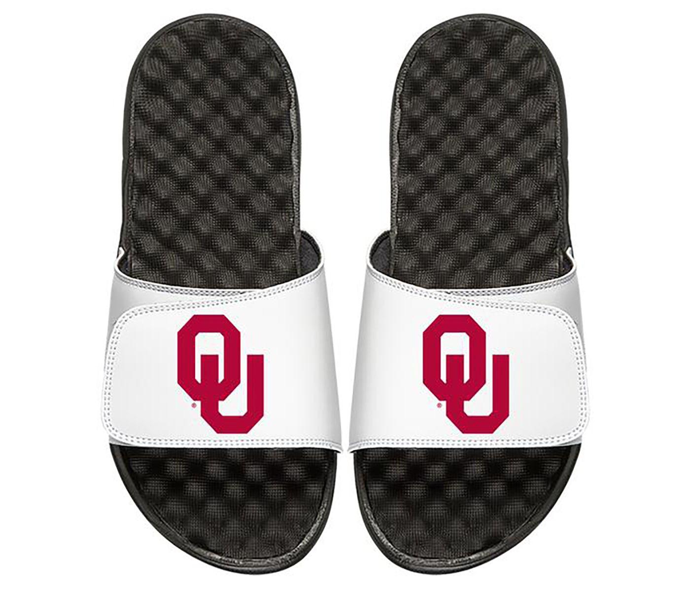ISlide Oklahoma Sooners Sandals