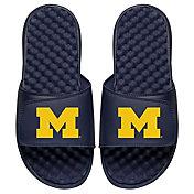 ISlide Michigan Wolverines Sandals