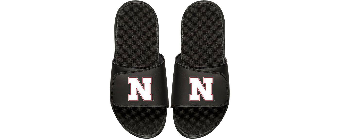 ISlide Nebraska Cornhuskers Sandals