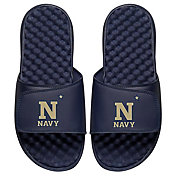 ISlide Navy Midshipmen Sandals