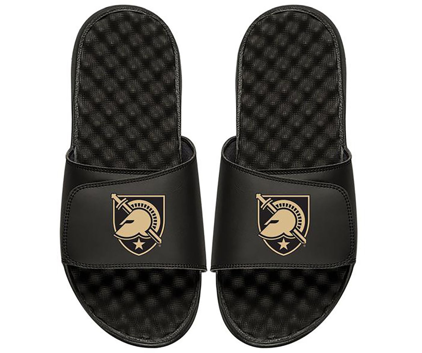 ISlide Army West Point Black Knights Sandals