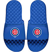 ISlide Chicago Cubs Youth Sandals