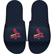 ISlide St. Louis Cardinals Logo Youth Sandals