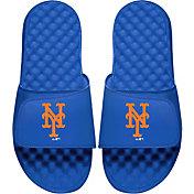ISlide New York Mets Youth Alternate Logo Sandals