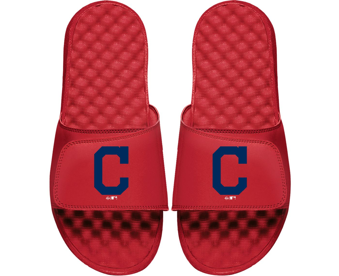 ISlide Cleveland Indians Youth Alternate Logo Sandals