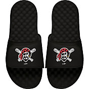 ISlide Pittsburgh Pirates Youth Alternate Logo Sandals