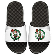 ISlide Boston Celtics Youth Sandals