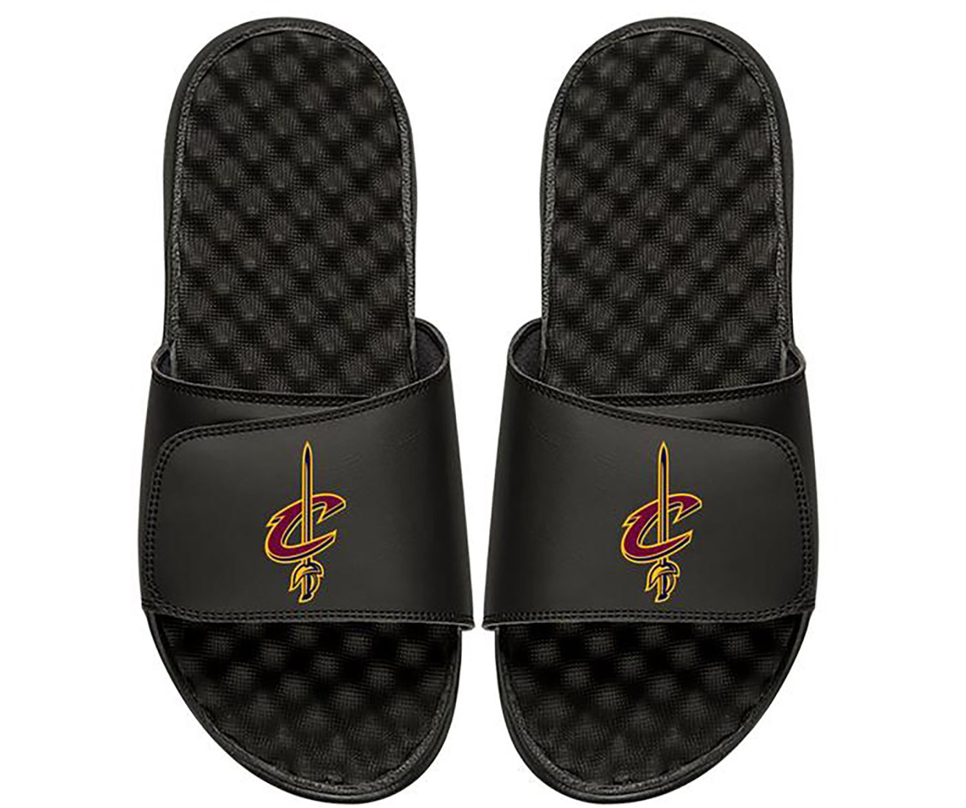 ISlide Cleveland Cavaliers Youth Sandals