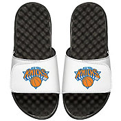 ISlide New York Knicks Youth Sandals