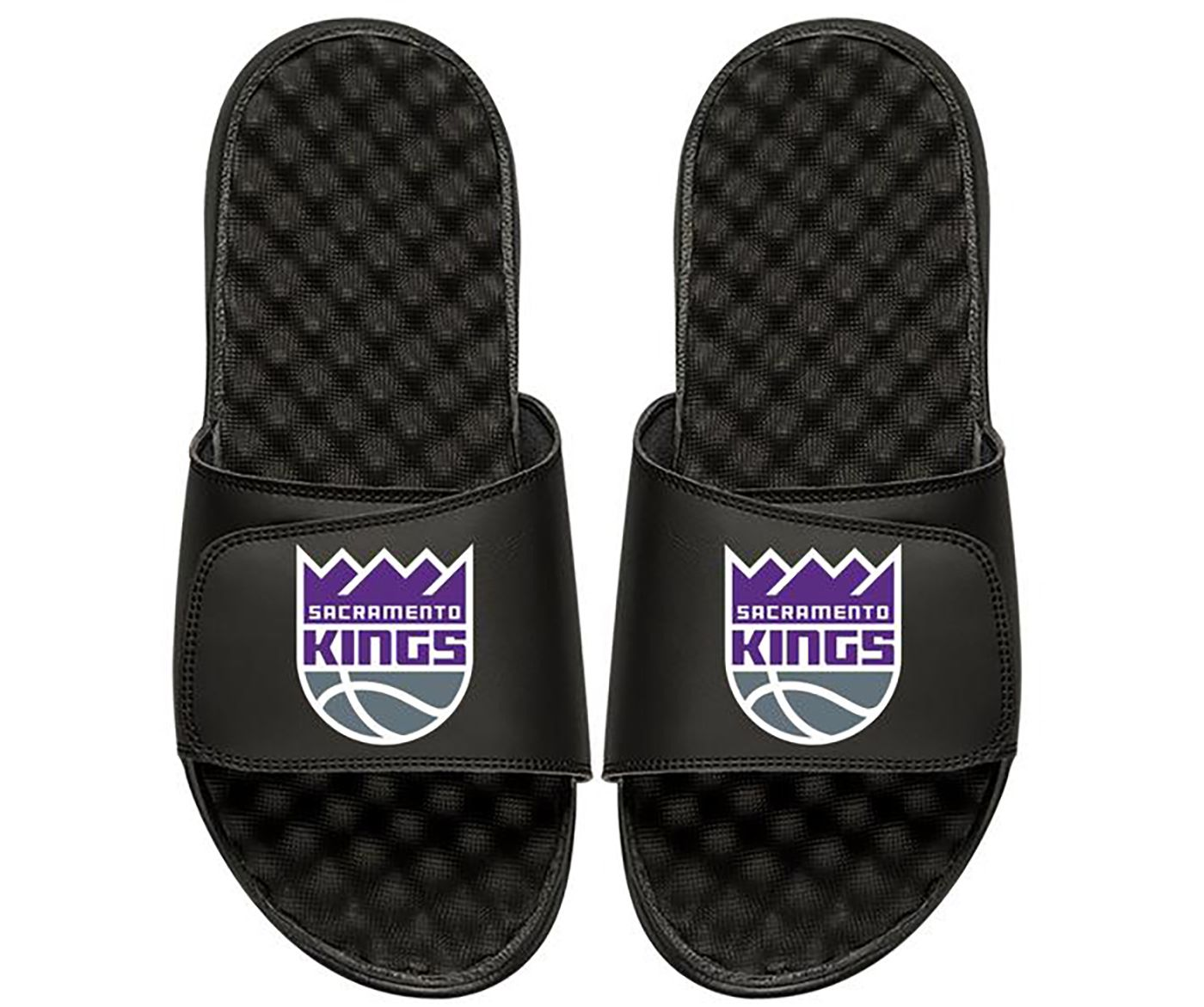 ISlide Sacramento Kings Youth Sandals