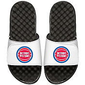 ISlide Detroit Pistons Youth Sandals