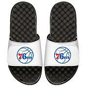 ISlide Philadelphia 76ers Youth Sandals