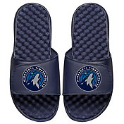 ISlide Minnesota Timberwolves Youth Sandals